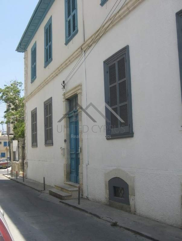 Property – back side view