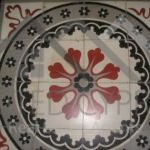 Property-ceramic tilles from year 1905