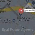 map offices ASTIR Limassol