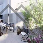 House 3 backyard
