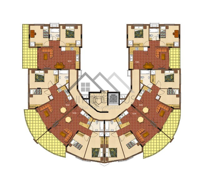 sotia floor plan