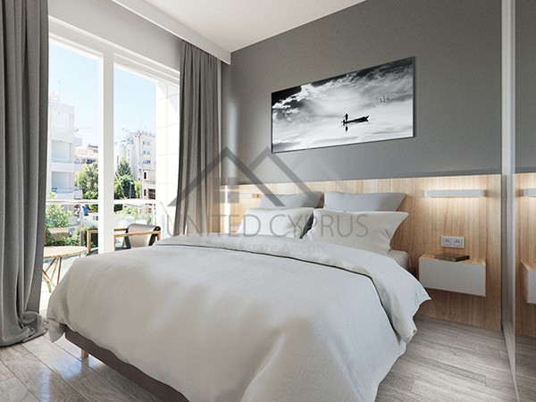 1 BR Bedroom
